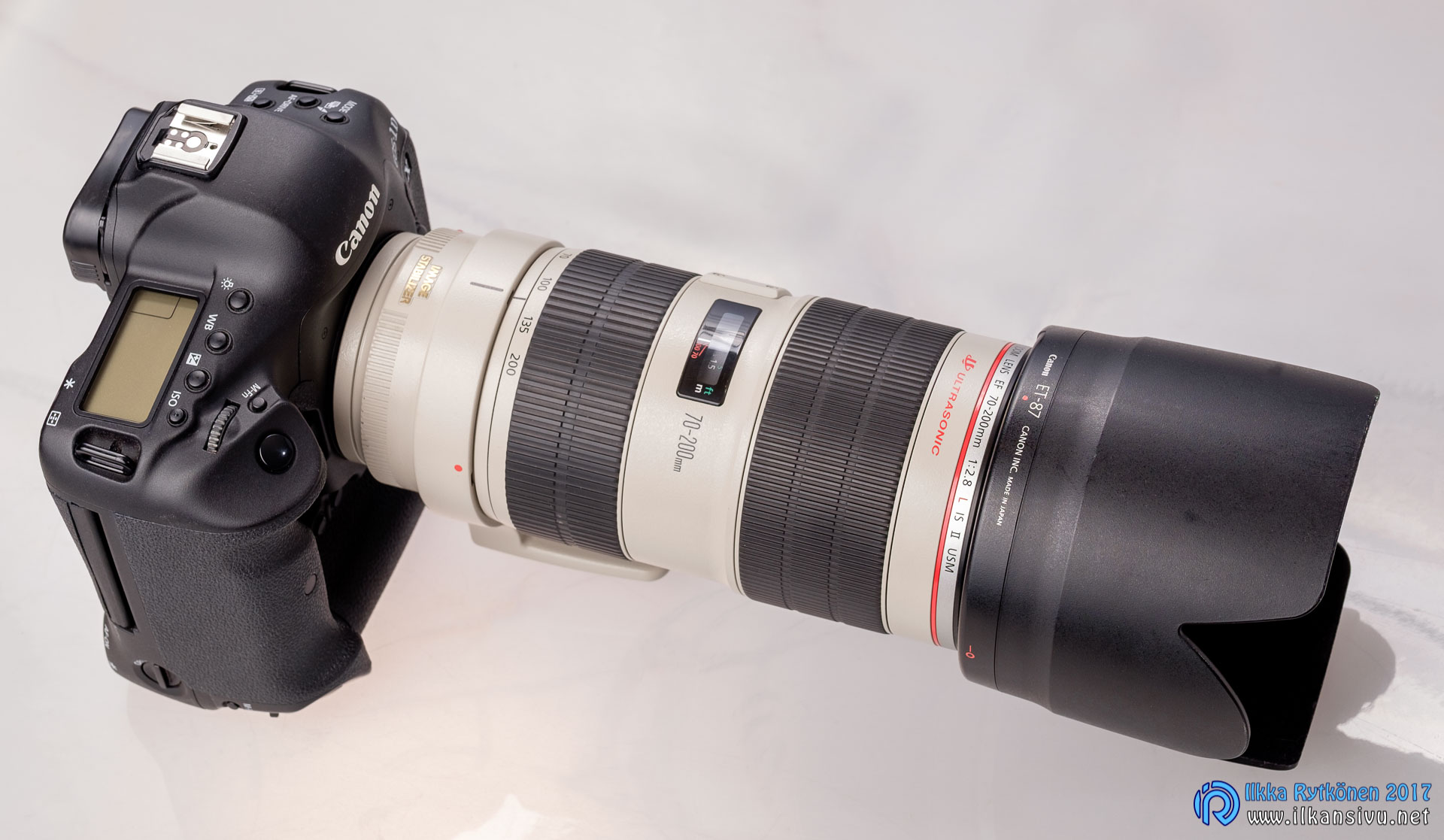 Canon EOS-1D X + EF 70-200mm f/2.8L IS II USM